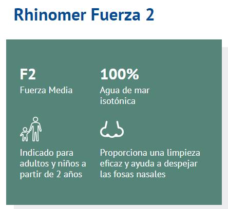 rhinomer fuerza 2