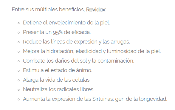 Revidox Stilvid